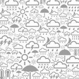 Fundo weather3 Fotografia de Stock