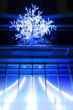Fundos abstratos azuis Fotos de Stock
