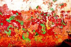 Fundos abstratos da parede velha do grunge Fotografia de Stock