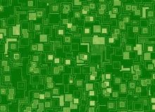 Fundos abstratos futuristas da textura lisa digital Fotografia de Stock