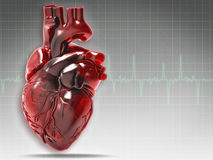 Fundos abstratos médicos e da saúde Imagens de Stock