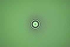 fundos abstratos - testes padrões de difração verdes Imagens de Stock Royalty Free