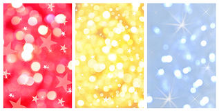 Fundos brilhantes do sumário do Natal Imagens de Stock