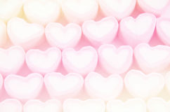 Fundos cor-de-rosa e azuis da cor macia do marshmallow Imagem de Stock