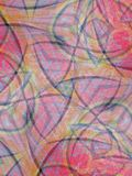 Fundos da cor-de-rosa da arte abstrata  Fotografia de Stock Royalty Free
