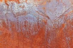 Fundos da oxidação do metal Imagens de Stock