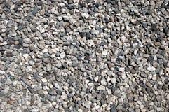 Fundos da textura das superfícies de estrada do cascalho, textura 5 Imagem de Stock