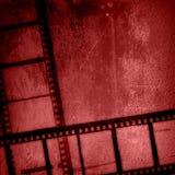 Fundos da tira da película de Grunge ilustração do vetor
