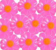 Fundos das flores Ilustração do Vetor