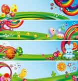 Fundos de Easter Fotos de Stock Royalty Free