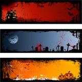 Fundos de Halloween Fotografia de Stock Royalty Free