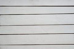 Fundos de madeira brancos da textura Fundo fotografia de stock royalty free