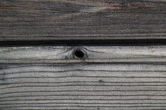 Fundos de madeira velhos Fotografia de Stock