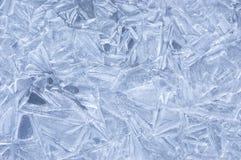 Fundos de superfície 1 do gelo Fotos de Stock Royalty Free