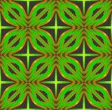Fundos decorativos abstratos dos testes padrões ilustração 3D Imagens de Stock Royalty Free