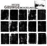 Fundos do Grunge ilustração do vetor