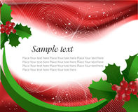 Fundos do Natal Fotografia de Stock Royalty Free