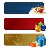 Fundos do Natal Imagem de Stock