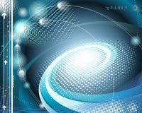 Fundos do vetor - tecnologias, Internet, computador Fotografia de Stock