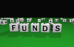 Fundos dos dados ilustração stock