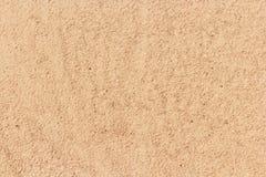 Fundos e textura da areia Fotografia de Stock