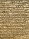 Fundos - edifício de tijolo sujo Imagens de Stock