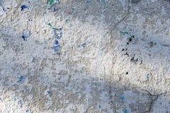 Fundos velhos cinzentos do concreto da parede do cimento Imagens de Stock Royalty Free