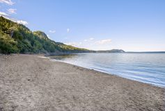 Fundy National Park Beach Stock Images