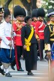 funeral 2012 -го в апреле bangkok королевский стоковое изображение rf