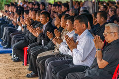 Free Funeral Ceremony Royalty Free Stock Photo - 66602235