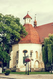 Funeral chapel of saint Anna near the parish church, Skalica, re Stock Image