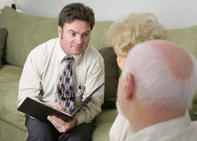 Free Funeral Director Or Counselor Stock Photo - 2563670