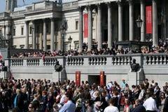 Funeral do presidente polonês fotos de stock royalty free