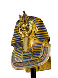 Funeral egyptian mask Royalty Free Stock Photos