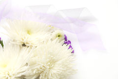 Funeral flowers Royalty Free Stock Photography