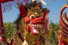Funeral hindu, Sebuluh, provinz de Nusa Penida Bali, Indonésia foto de stock