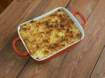 Funeral potatoes Royalty Free Stock Images
