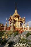 Funeral real tailandês. imagem de stock royalty free