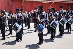 Funerale di ex presidente etiopico Dr Negasso Gidada fotografia stock libera da diritti