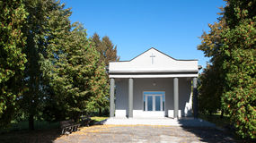 Funerary building Royalty Free Stock Images