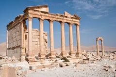 Funerary Tempel Stock Foto's