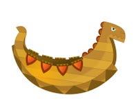 Funfair element - ilustracja dla dzieci Obrazy Royalty Free