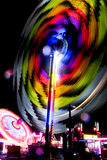 Funfair excitment Stock Photography