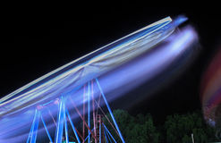 Funfair Night Stock Photography