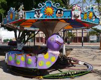 Funfair playground kermis children fun Royalty Free Stock Photos