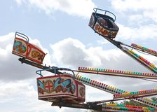 Funfair Ride. Stock Photos
