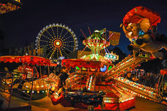 Funfair Royalty Free Stock Photos