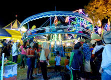 Funfair Royalty Free Stock Photography
