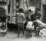 fungera för indier fotografering för bildbyråer