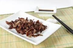 Funghi cinesi Immagine Stock